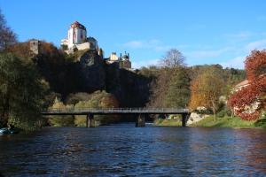 Czech Castle near Thayatal NP